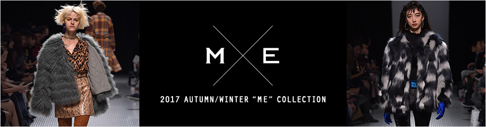 ME COLLECTION ALL LOOK公開!