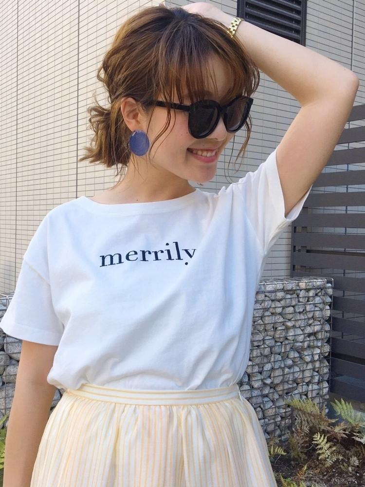 マーキュリーデュオ シャツの代表画像
