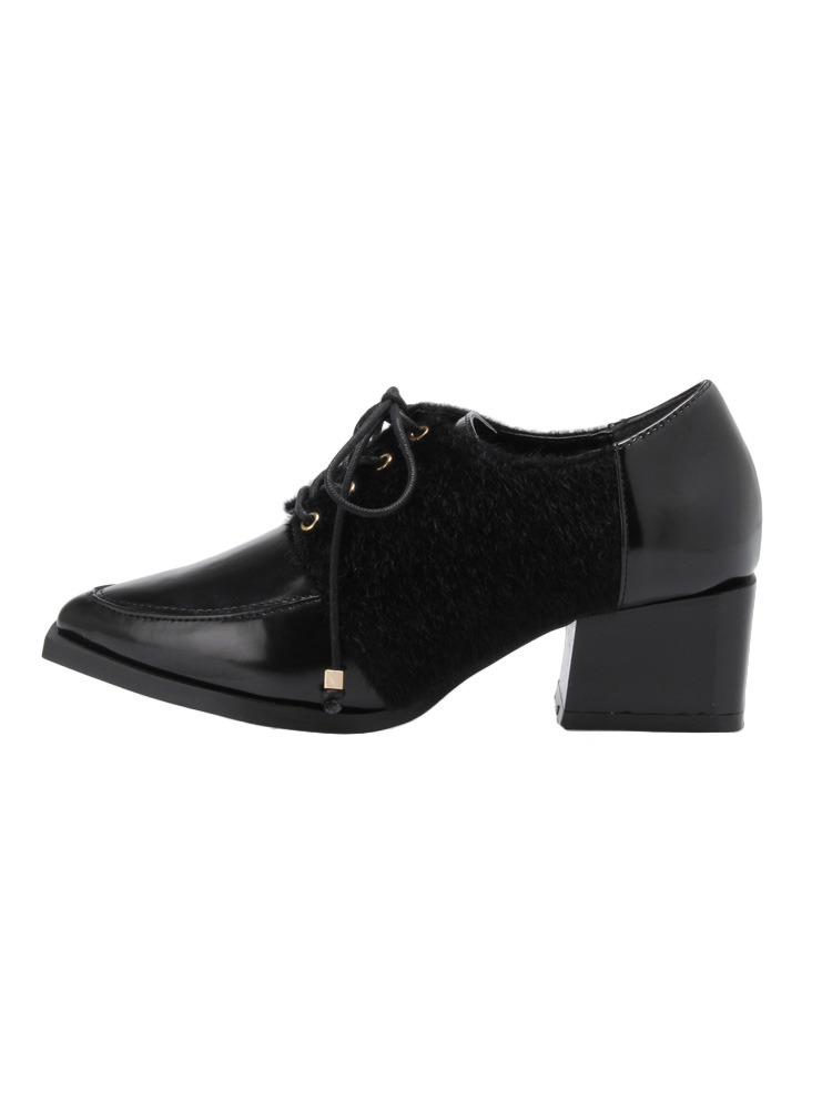 【CASUAL】TAP SHOES(ブラック-35(22.5))