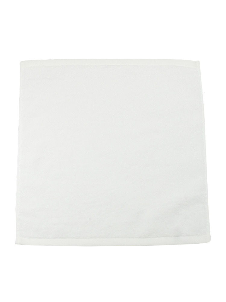 【LIFE】hand towel(ホワイト-F)