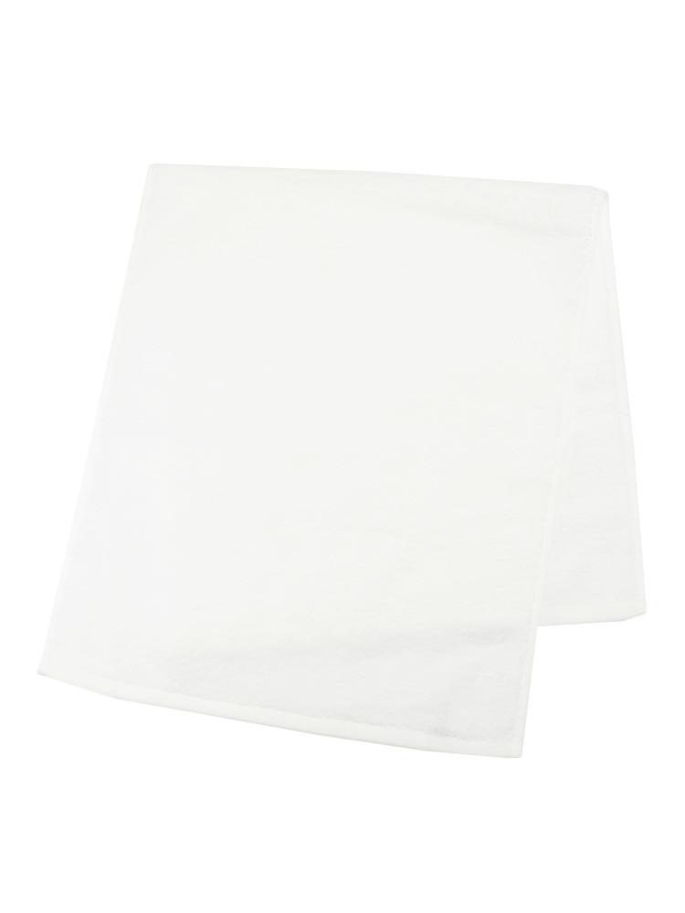 【LIFE】face towel(ホワイト-F)