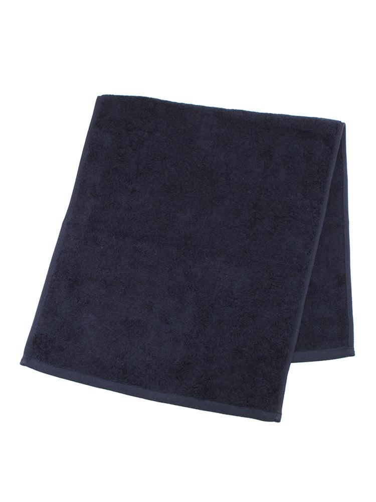 【LIFE】face towel(ネイビー-F)