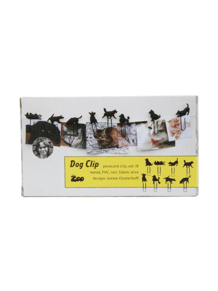【LIFE】Puhlmann Dog Clip(ブラック-F)