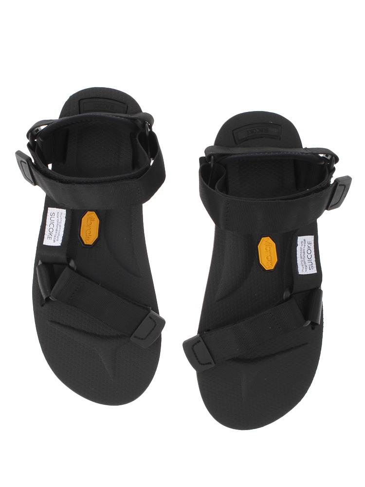 【SHOES】SUICOKE DEPA-V(ブラック-36(23.5))