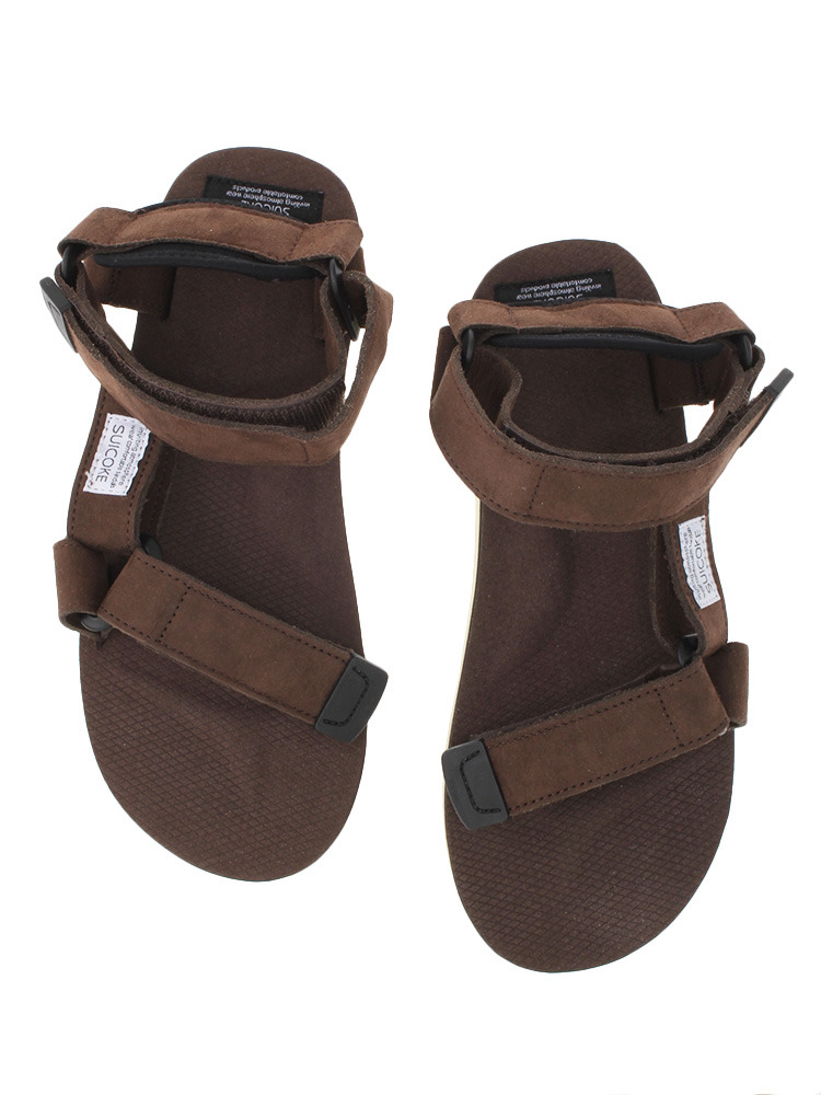 【SHOES】SUICOKE DEPA-ECS(ブラウン-36(23.5))