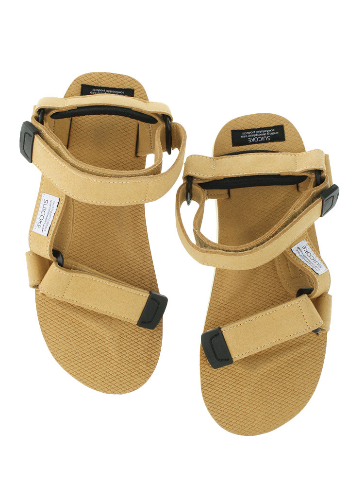 【SHOES】SUICOKE DEPA-ECS(ベージュ-36(23.5))