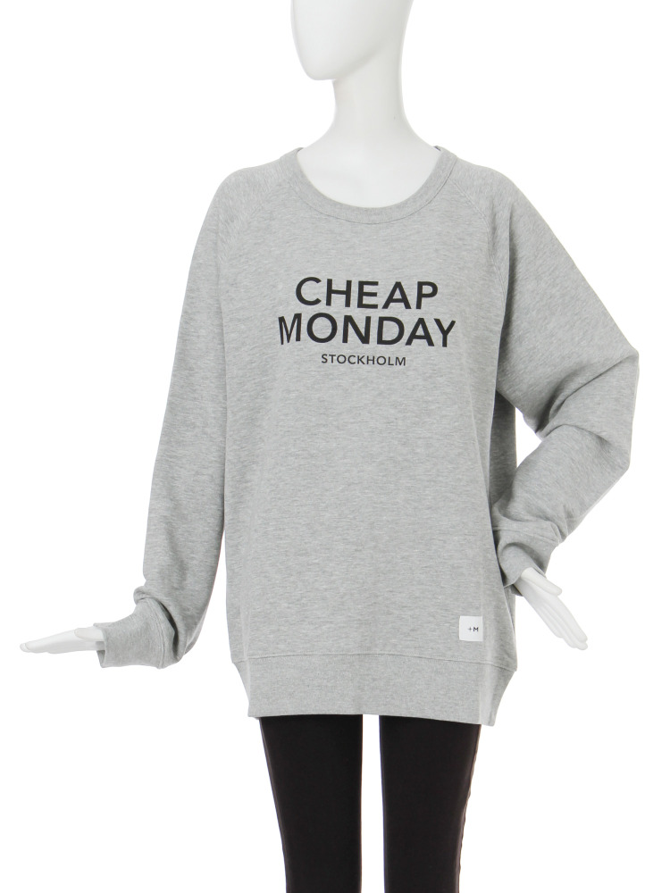 MURUA【CHEAP MONDAY×MURUA】Unisex Sweat