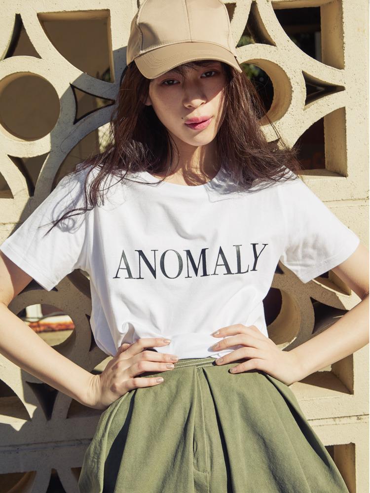 【2017年春新作】ANOMALYTシャツ