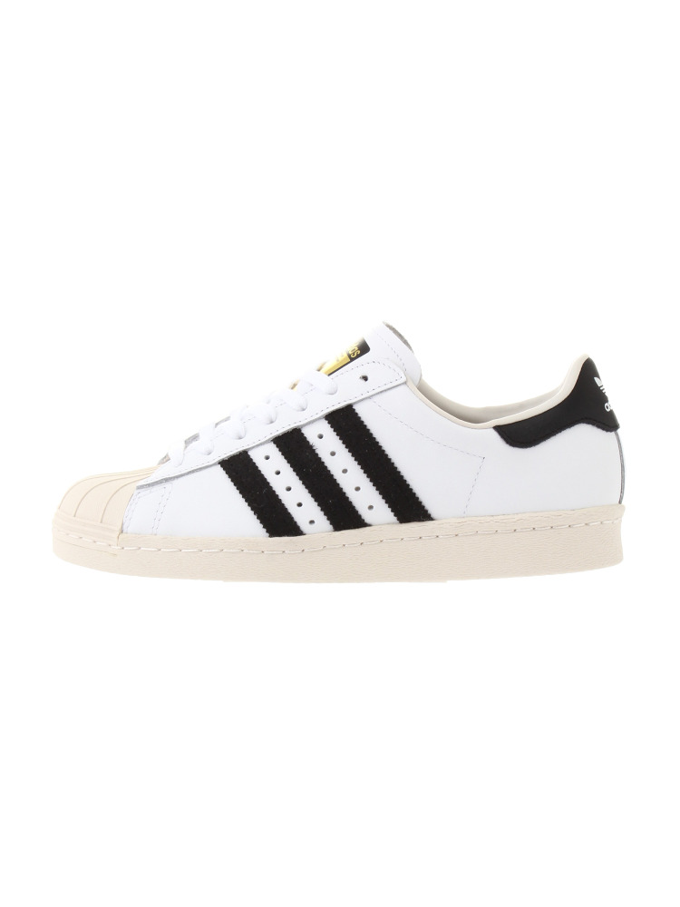 adidas SUPERSTAR 80s(ブラック-35(22.5))