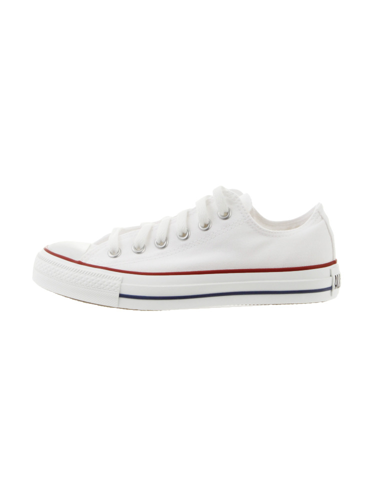 CONVERSE CANVAS ALL STAR OX(ホワイト-35(22.5))