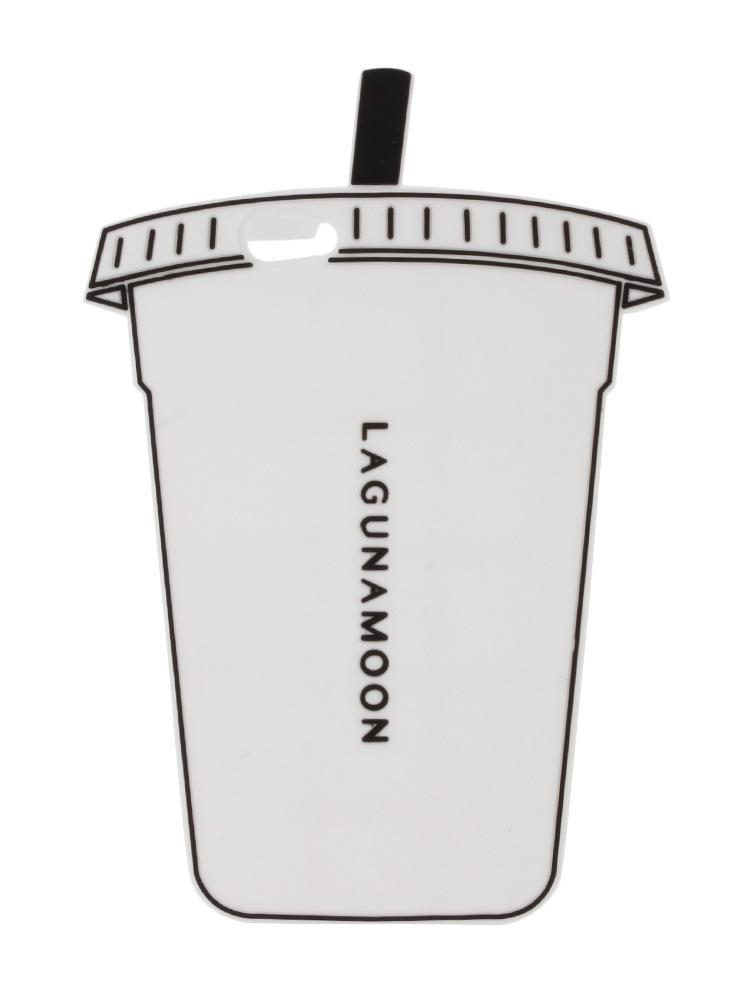 <<6/6S>>iPhoneケース【CUP】(ホワイト-F)