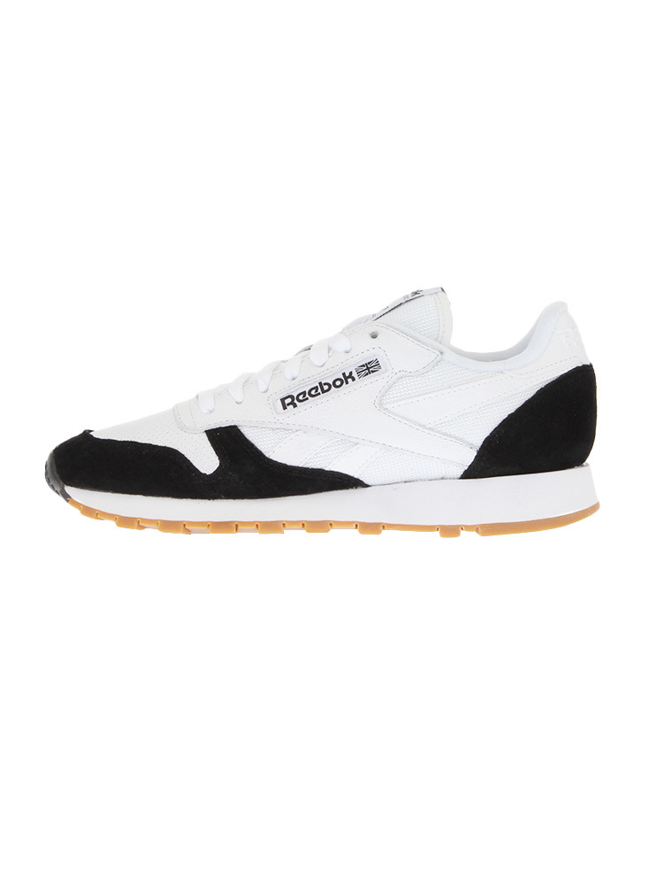 〈Reebok〉CL LEATHER SPP 【BLK】(ブラック-24.5)