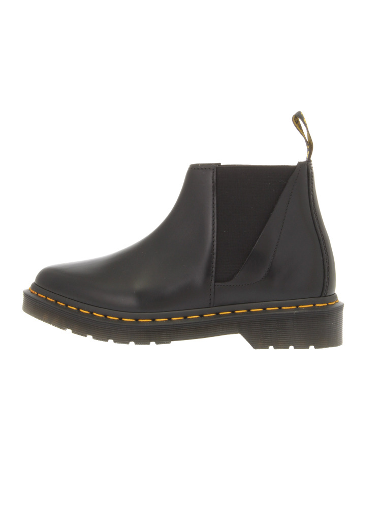 〈Dr.Martens〉Bianca Low Shaft Zip Chelsea(ブラック-3)