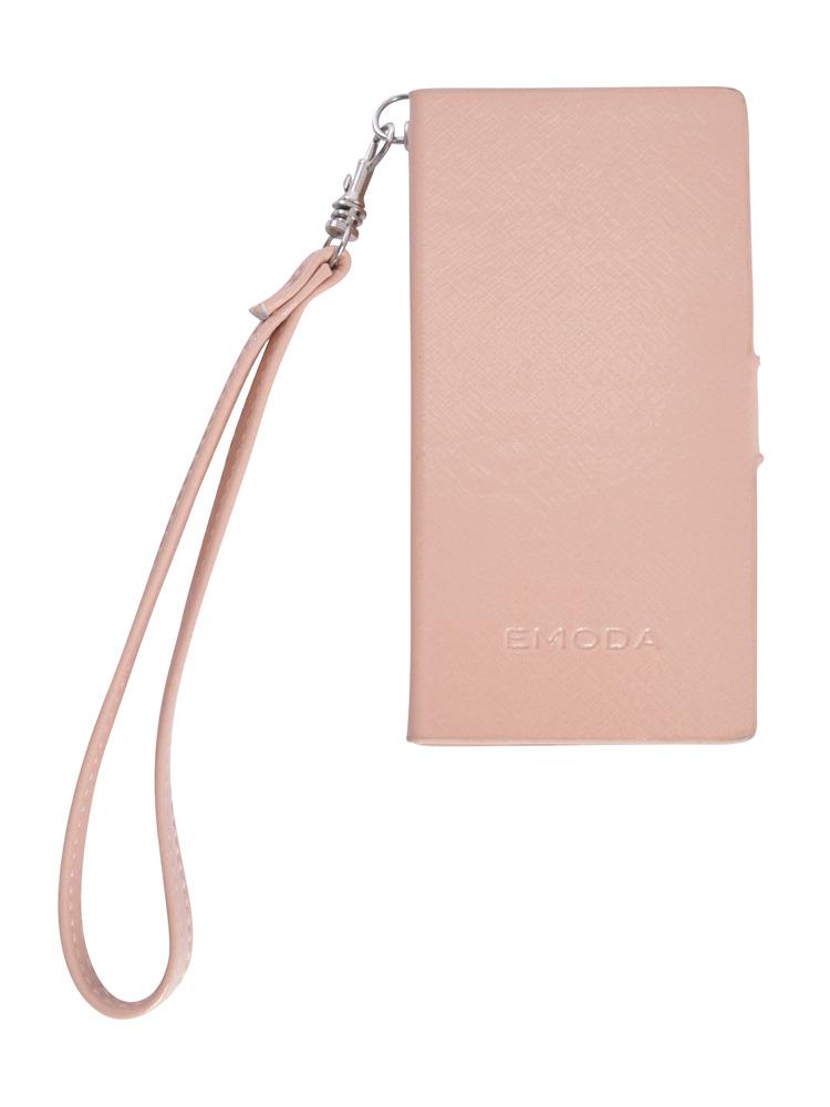 ≪5/5S 対応≫Sout gloss I phone case5/5Sストラップ(ピンク-F)