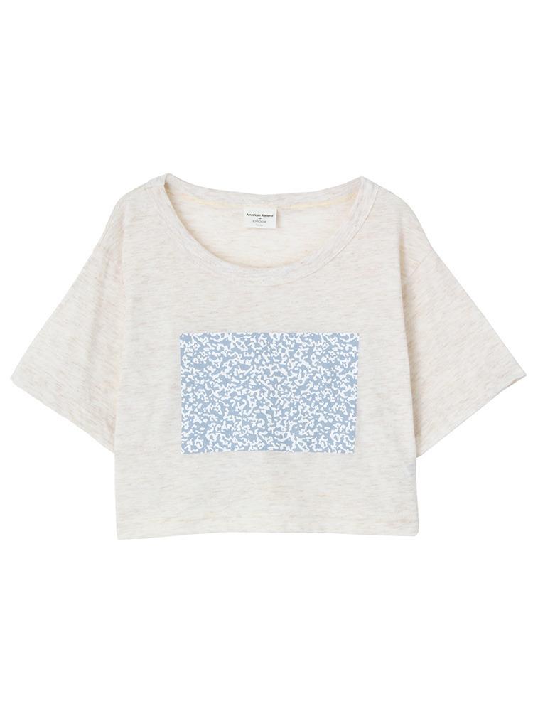 AA for EMODA トライブレンドスクリメージシャツ(アイスブルー-F)
