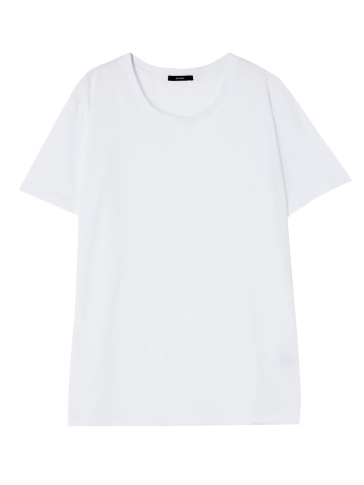 MINIMAL OVER Tシャツ(ホワイト-F)