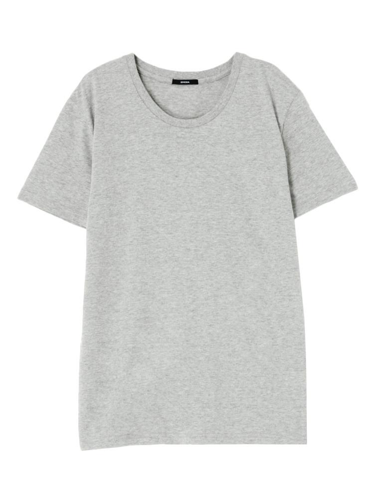MINIMAL OVER Tシャツ(グレー-F)