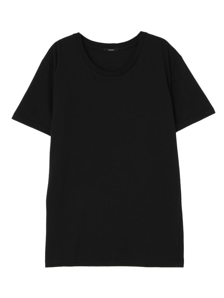 MINIMAL OVER Tシャツ(ブラック-F)