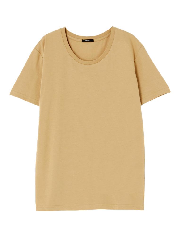 MINIMAL OVER Tシャツ(ベージュ-F)