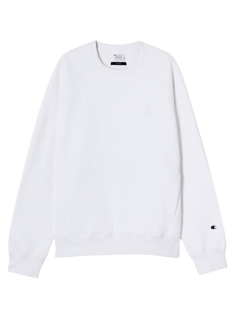 EMODA×Champion terry fleece TOPS(ホワイト-S)
