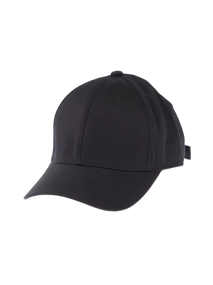 semi gross cap(ブラック-F)