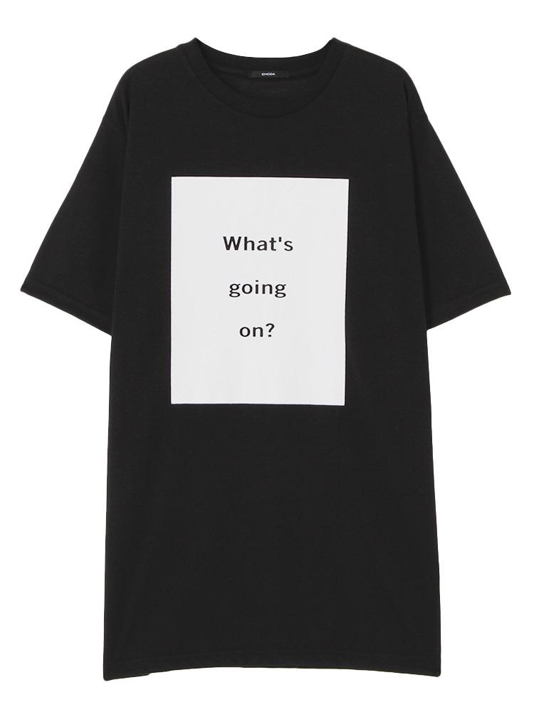 going on Tシャツ(ブラック-F)