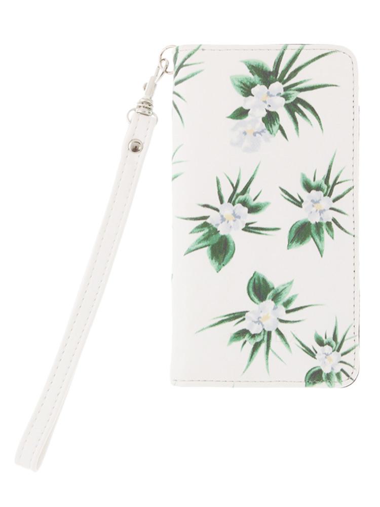 【6/6S対応】Sout ORIENTAL FLOWER I Phone case6/6Sストラップ(ライトミックス-F)