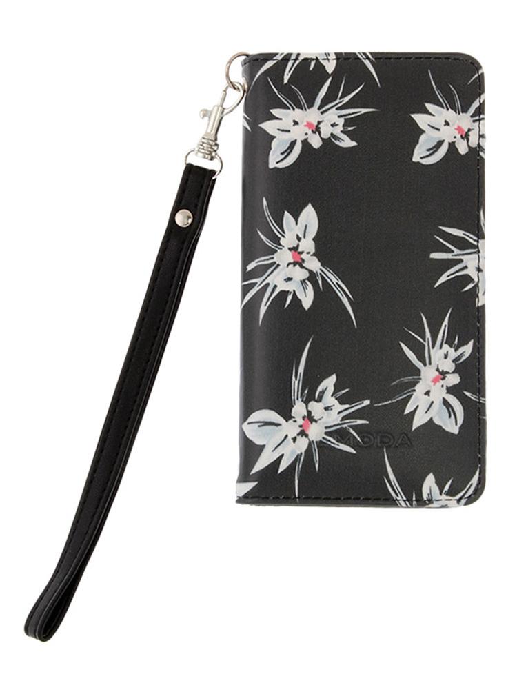 【6/6S対応】Sout ORIENTAL FLOWER I Phone case6/6Sストラップ(ミックス-F)