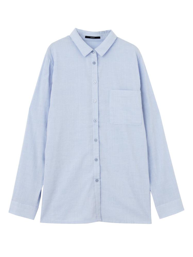 SIDESTRINGシャツ
