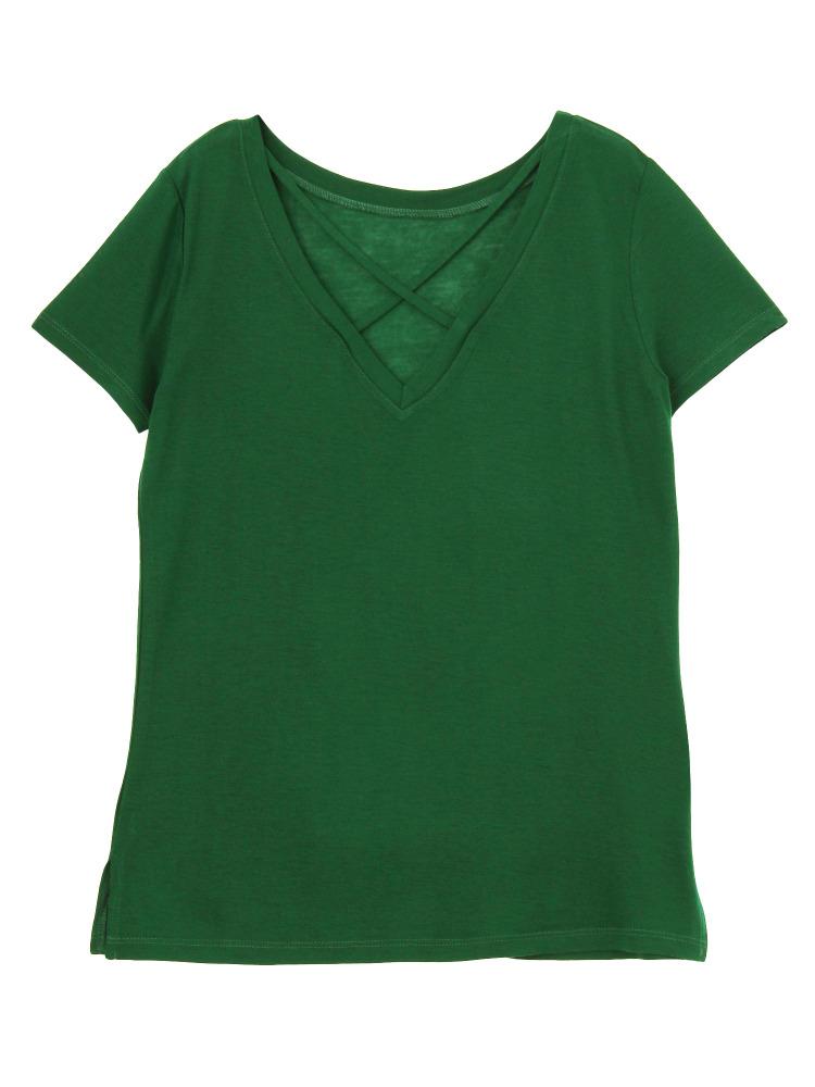 WFACECROSSTシャツ