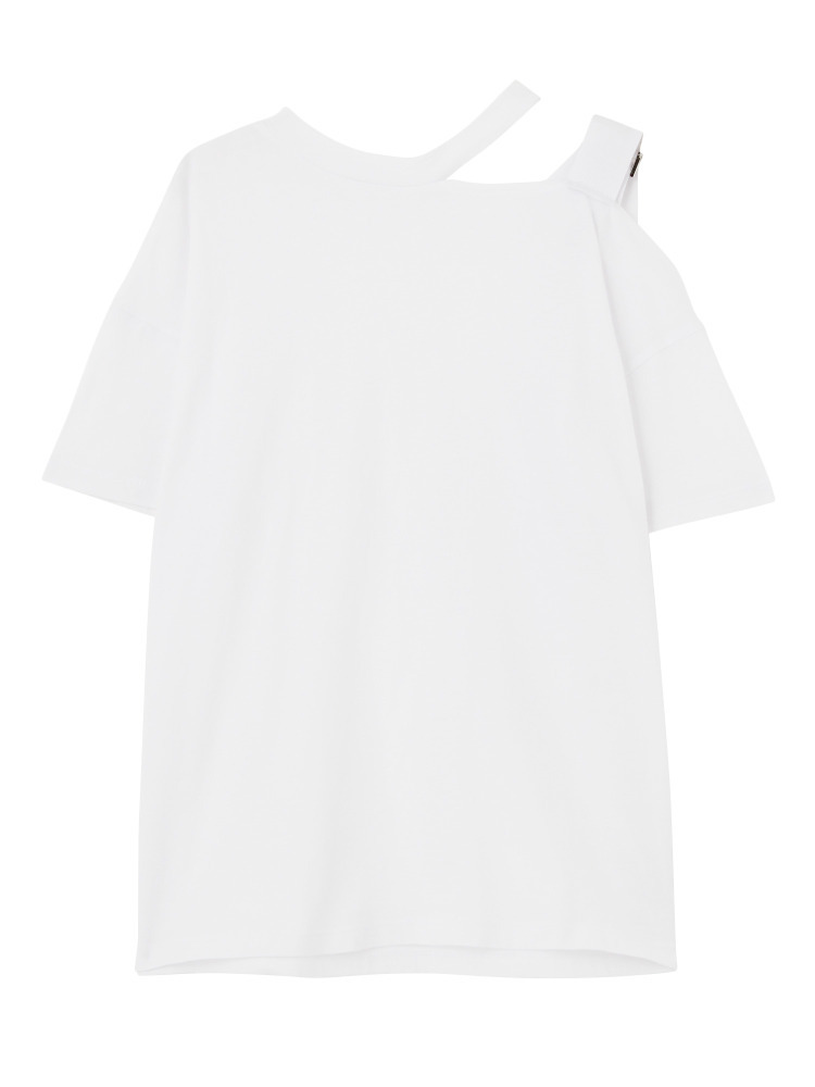 TAPESHOULDERTシャツ