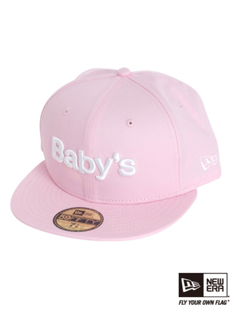 NEW ERA GYDA  Baby'sCAP(ピンク-F)