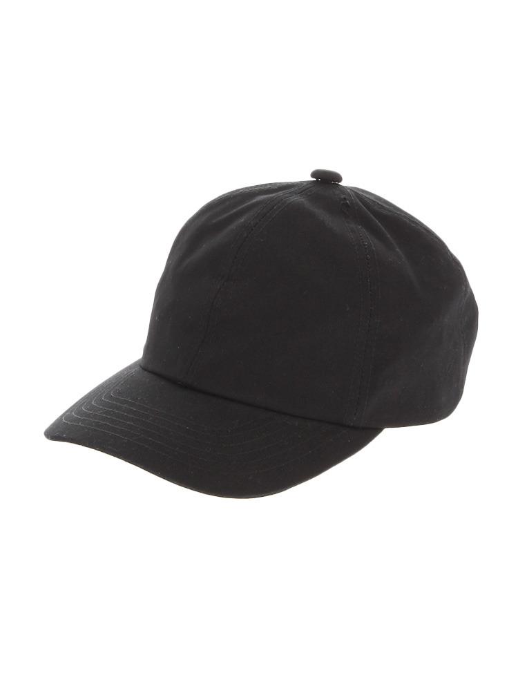 ツイルCAP(ブラック-F)
