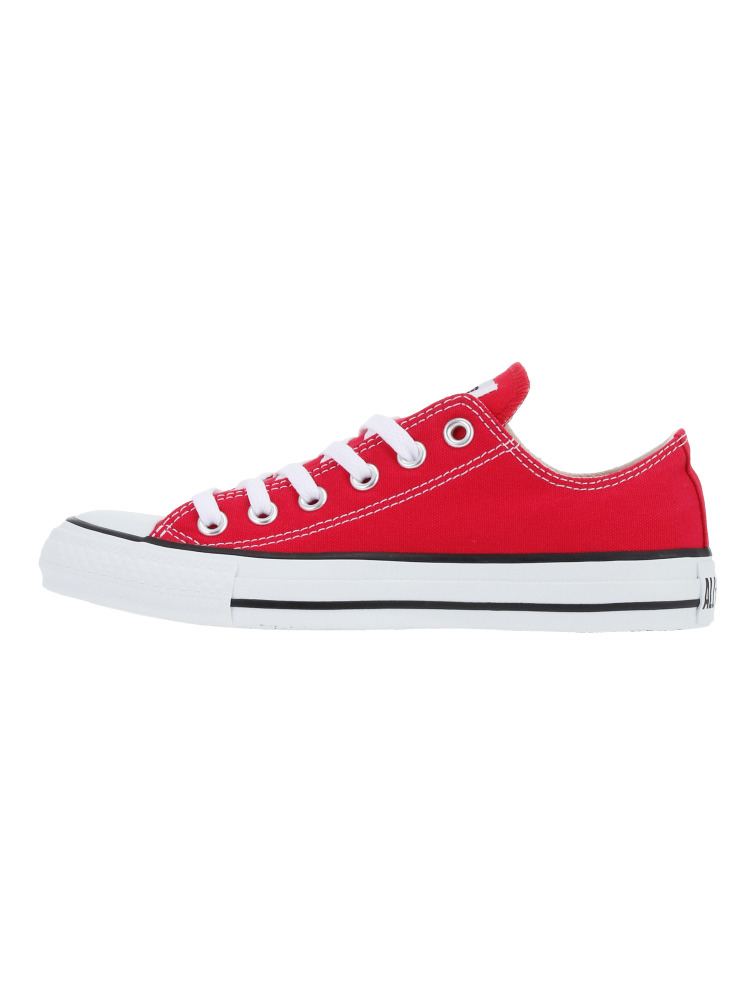 CANVAS ALL STAR OX(レッド-22.5)