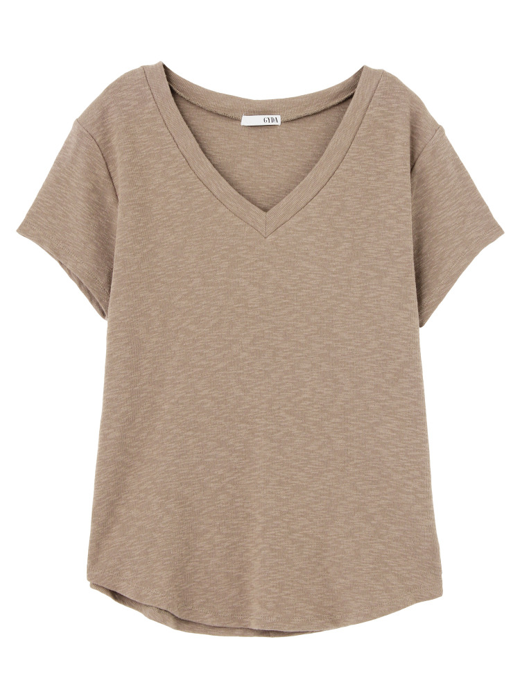 GYDAのBASIC スラブTシャツ