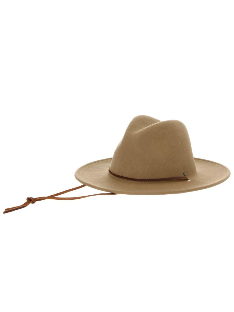 【BRIXTON】FIELD HAT(カーキ-F)