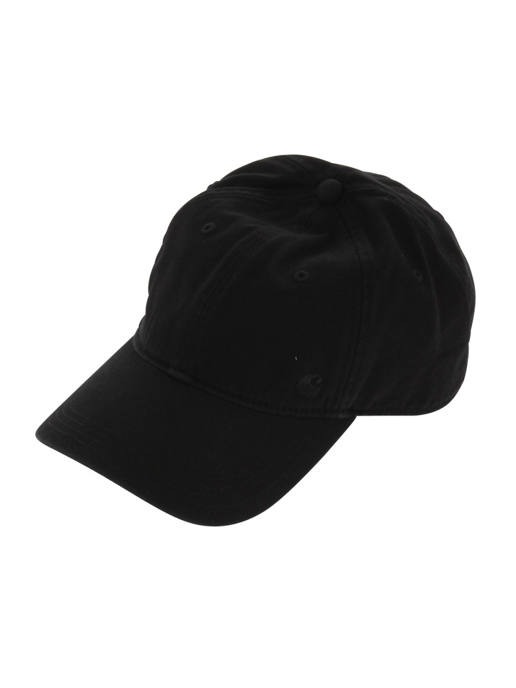 【carhartt】MADISON CAP(ブラック-F)