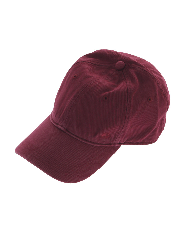 【carhartt】MADISON CAP(ボルドー-F)