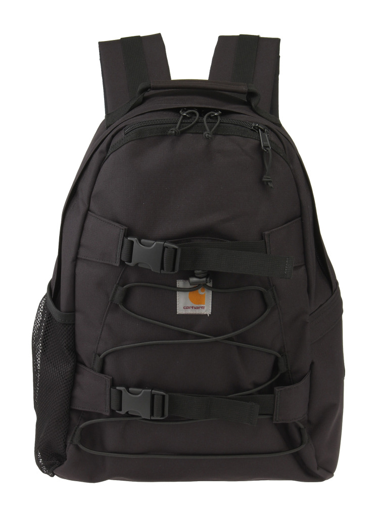 【carhartt】KICKFLIP BACKPACK (Style: 3 minimum)(ブラック-F)
