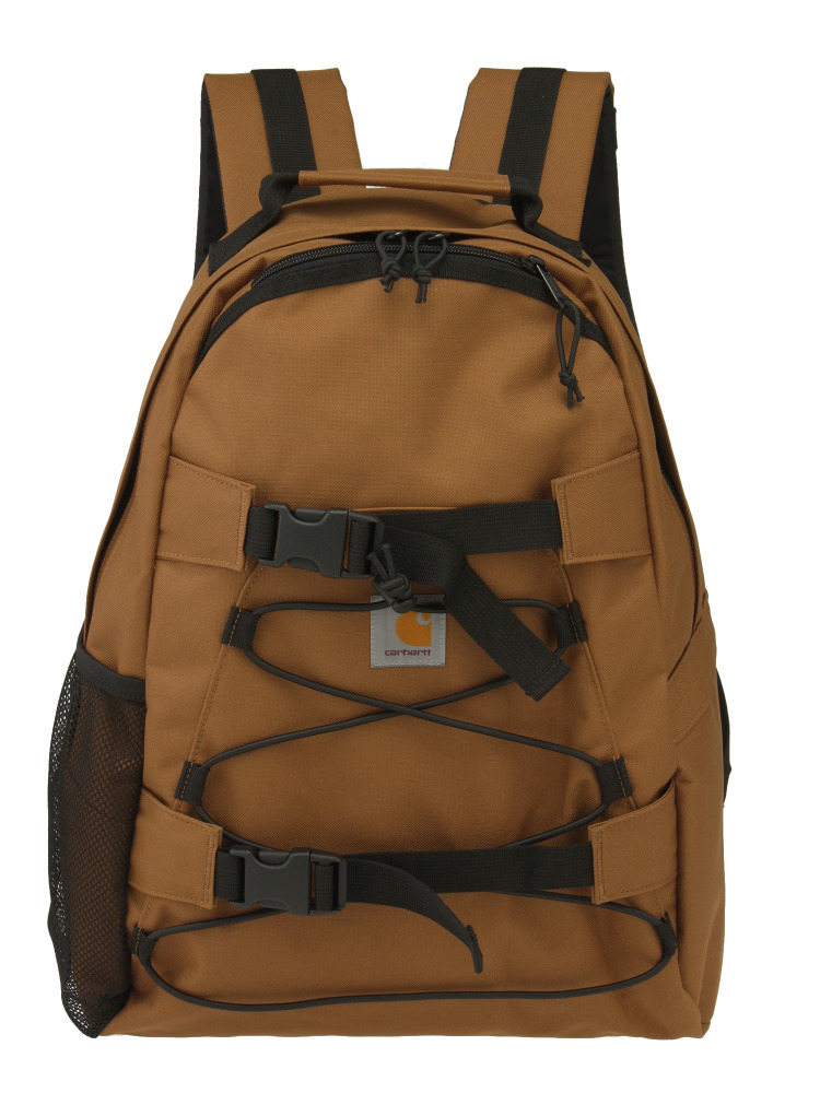 【carhartt】KICKFLIP BACKPACK (Style: 3 minimum)(ブラウン-F)