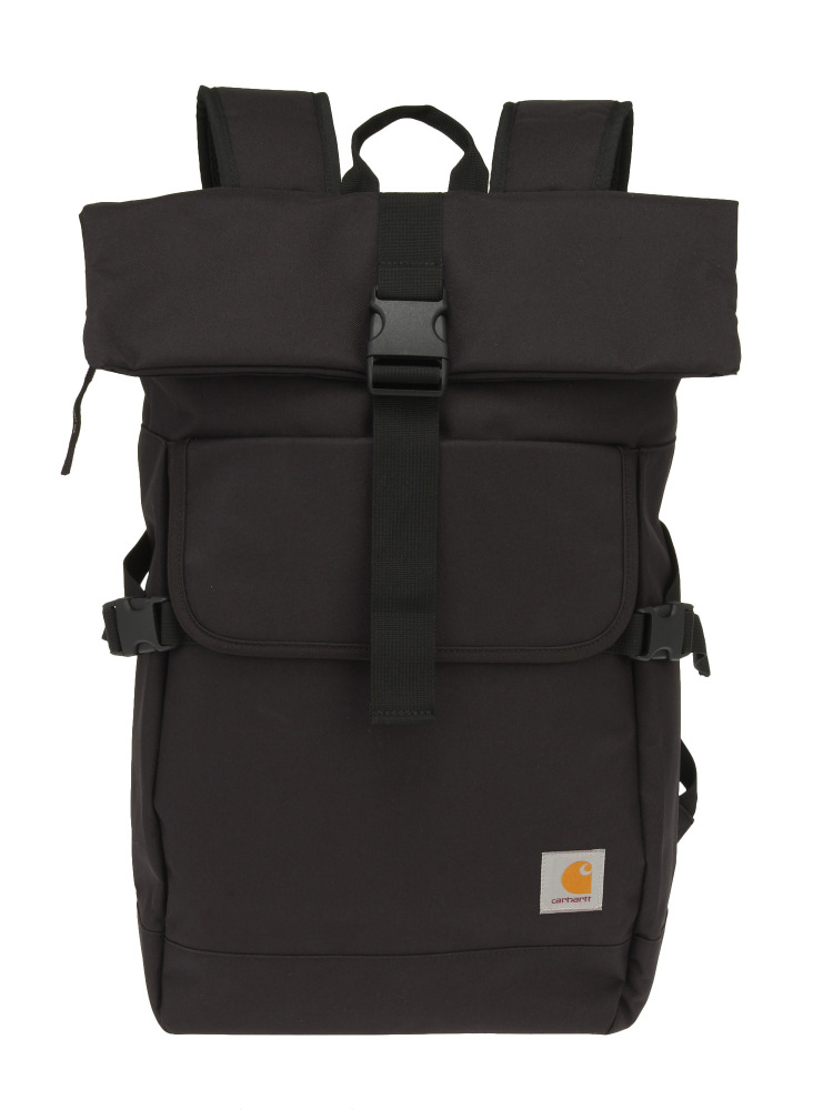 【carhartt】PHILIPS BACKPACK(ブラック-F)
