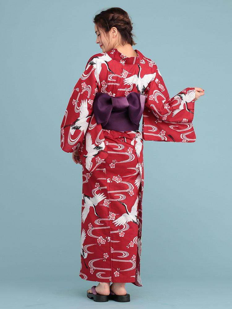 【オリジナル浴衣】桜鶴【jouetie/ジュエティー】【ファッション・アパレル レディースその他】M0817332003/【PBOK】 RUNWAY channel(ランウェイチャンネル)