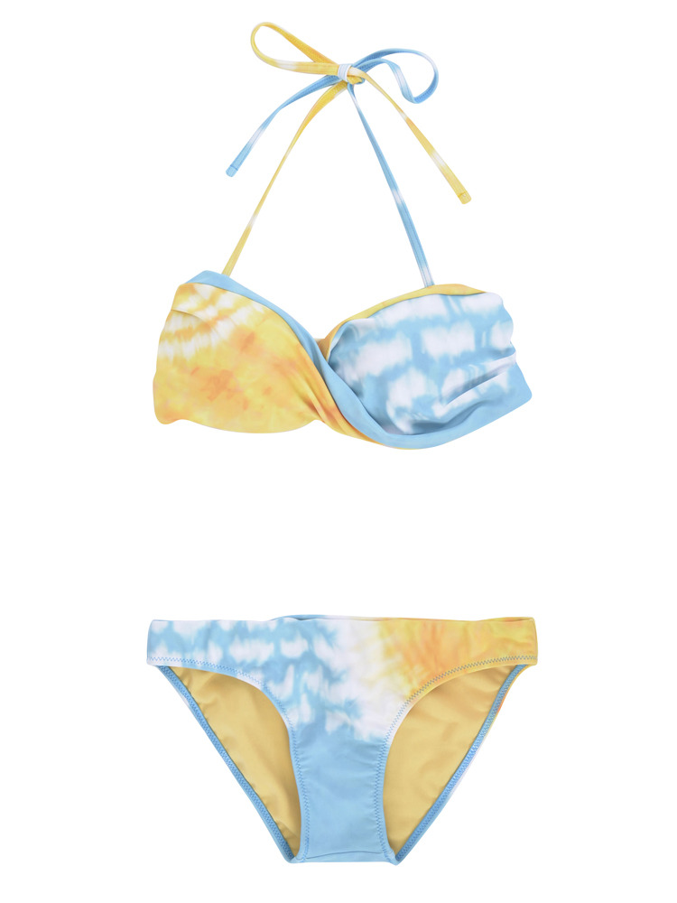 Ungrid 水着 Tie-Dye swim wear