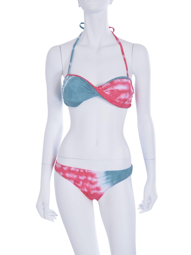 Tie-Dye swim wear(ピンク-F)