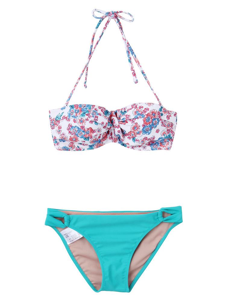 Linda swim wear(ホワイト-F)