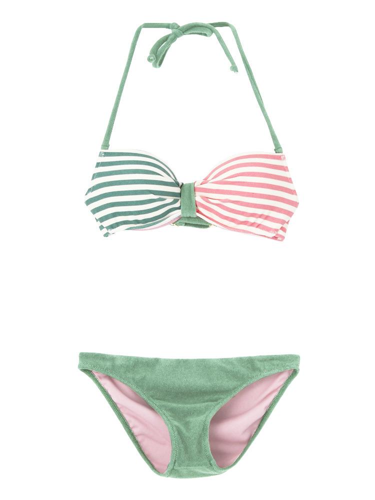 Molly swim wear(グリーン-F)