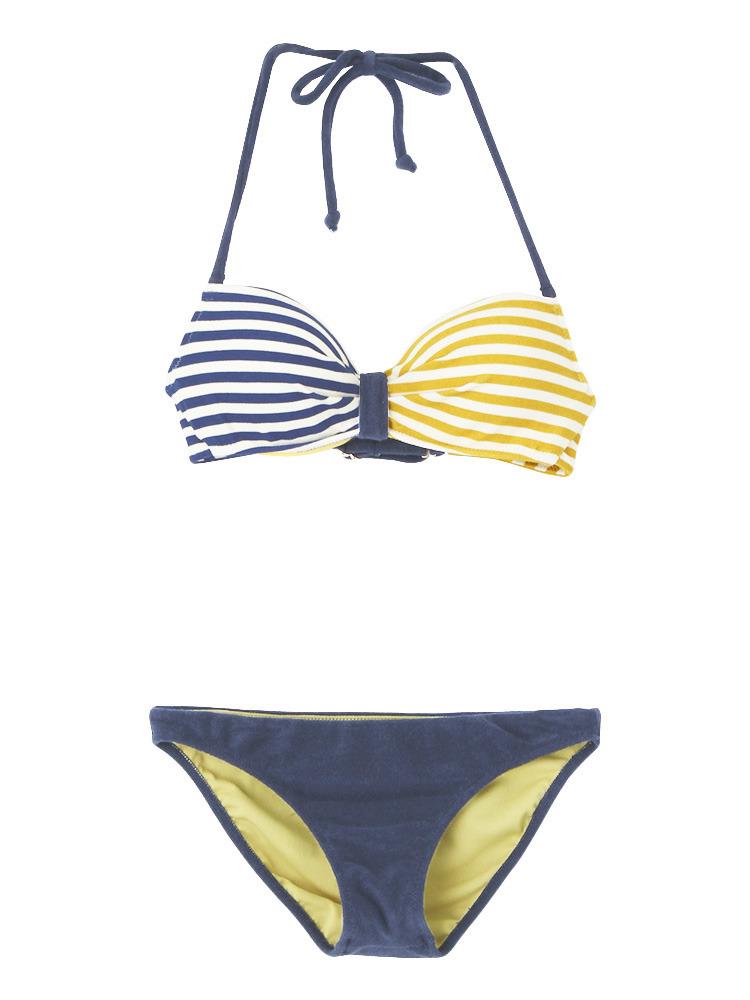 Molly swim wear(ネイビー-F)