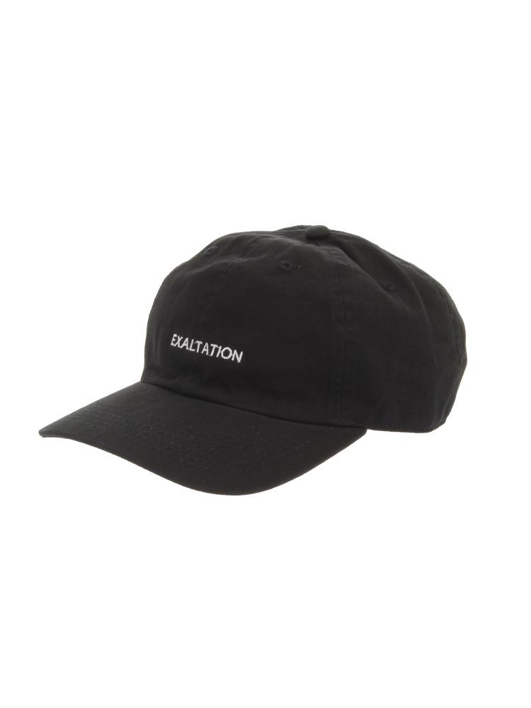 EXALTATIONカラーCAP(ブラック-F)