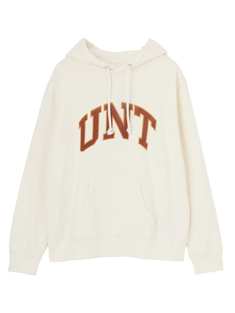 UNTルーズパーカー(オフホワイト-F)
