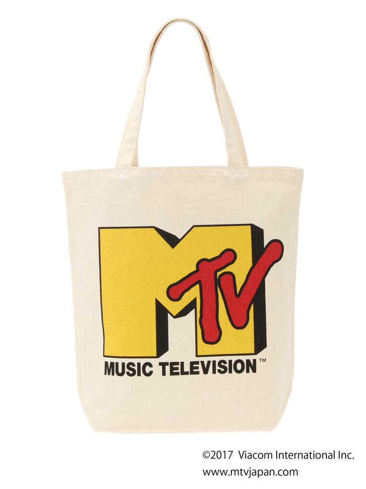 MTVプリントトートバッグ
